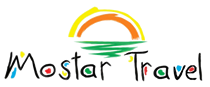 Mostar Travel Logo